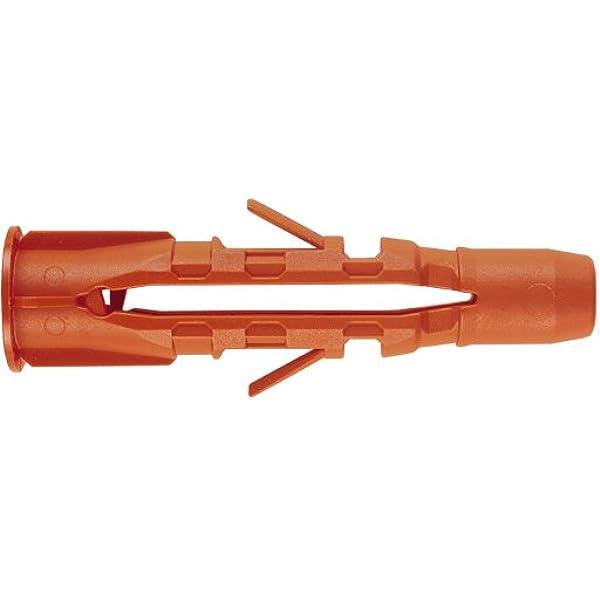 3-1//8 Diameter Pack Of 100 3-1//8 Length US Anchor MN Drywall Anchor Nylon