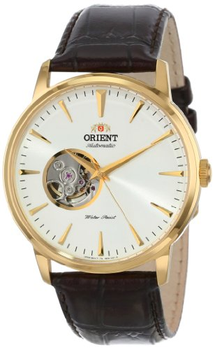 Orient Men's FDB08003W Esteem Open Heart Dial Watch (Heart Dial Watch)