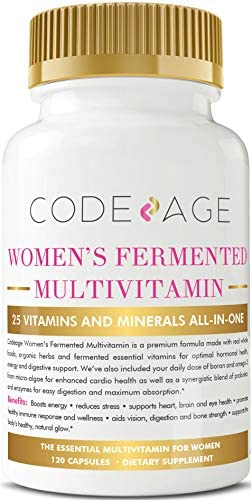 Codeage Fermented Multivitamin Extracts Capsules