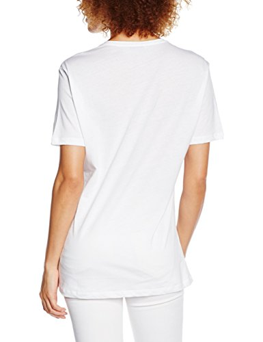 Versace Jeans, Camisa para Mujer Blanco (BIANCO-E003)
