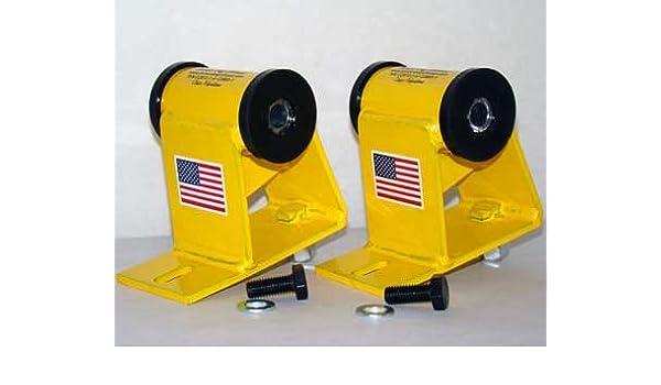 """1997-2006 Wrangler TJ 1/"""" Engine Motor Mount For Lift Kit"""