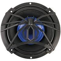 Soundstream SM2.650 6.5-Inch 2 Way 250W Pro Audio Midrange Speakers with Built in Horn Tweeter (Pair)