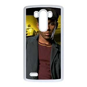 LG G3 Phone Cases White Italian Job DRY924736