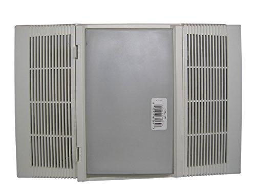 NuTone S89338000 Bathroom Fan Cover