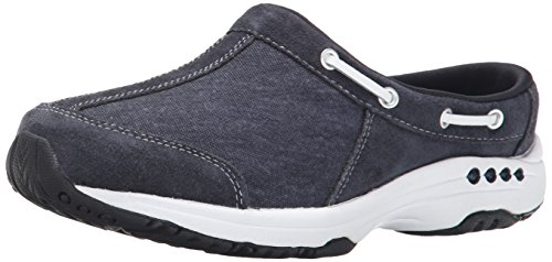 Easy Spirit Women's Travelport Mule, Navy, 8.5 M US ()