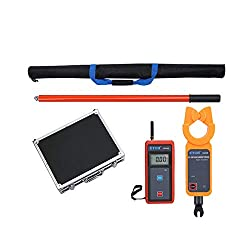 Multimeter Test data wireless transmission digital ammeter with High/Low Voltage AC Leakage Current Clamp Meter ETCR9000B