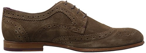 Ted Baker Mens Granet Oxford Brown