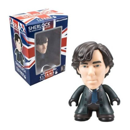 Sherlock Titan Merchandise Holmes 4.5