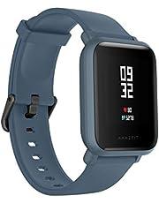 Amazfit Bip Lite Waterproof Sports Smart Watch, Blue