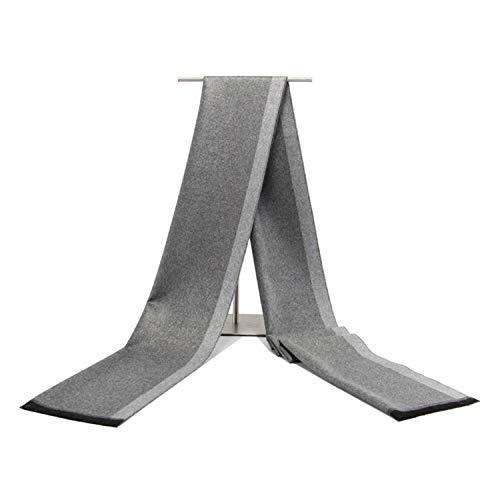 Amdxd da uomo Inverno Treillis cotone Rhombus Autunno Jk03 Modifica 180cm Sciarpa in axAxf