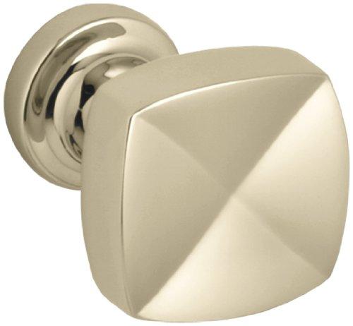 Kohler Cabinet Knobs - Kohler K-16262-AF, Vibrant French Gold