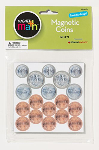 (Dowling Magnets Magnet Coins)