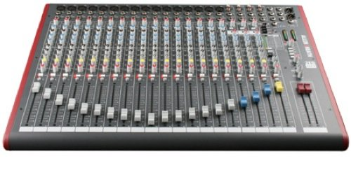 Allen & Heath AH-ZED-22FX 22-Channel Mixer with USB Interface and Onboard EFX by Allen & Heath