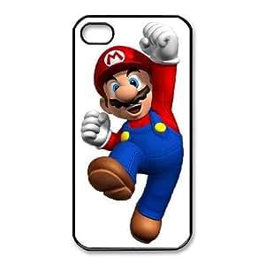 iphone4 4s Phone Cases Black Super Mario Bros CBE024234