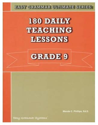 (180 Daily Teaching Lessons, Grade)