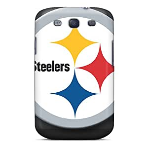 Shock Absorption Cell-phone Hard Cover For Samsung Galaxy S3 (JzS5517DDeb) Customized High-definition Pittsburgh Steelers Series
