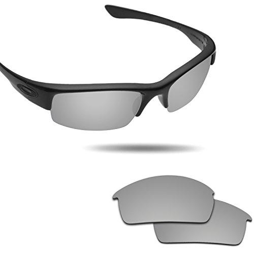 Fiskr Anti-saltwater Polarized Replacement Lenses for Oakley Bottlecap Sunglasses - Various - Lenses Bottlecap