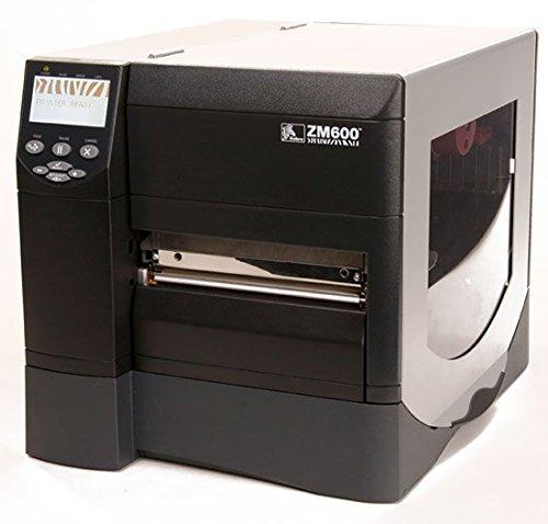 Zebra ZM600 ZM6GX-2001-0000T Label Printer USB Serial - Zebra 0000t