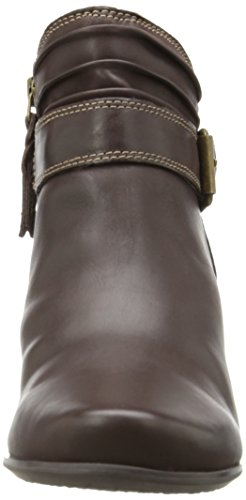 Brown Dark Dublin SoftWalk Women's Boot wUqXxYf