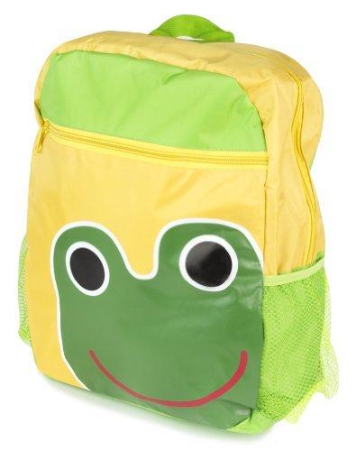 Cloudnine Kid Backpack Duck Design (Frog) ()