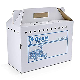 Disposable Cardboard Pet Carrier 12 Case