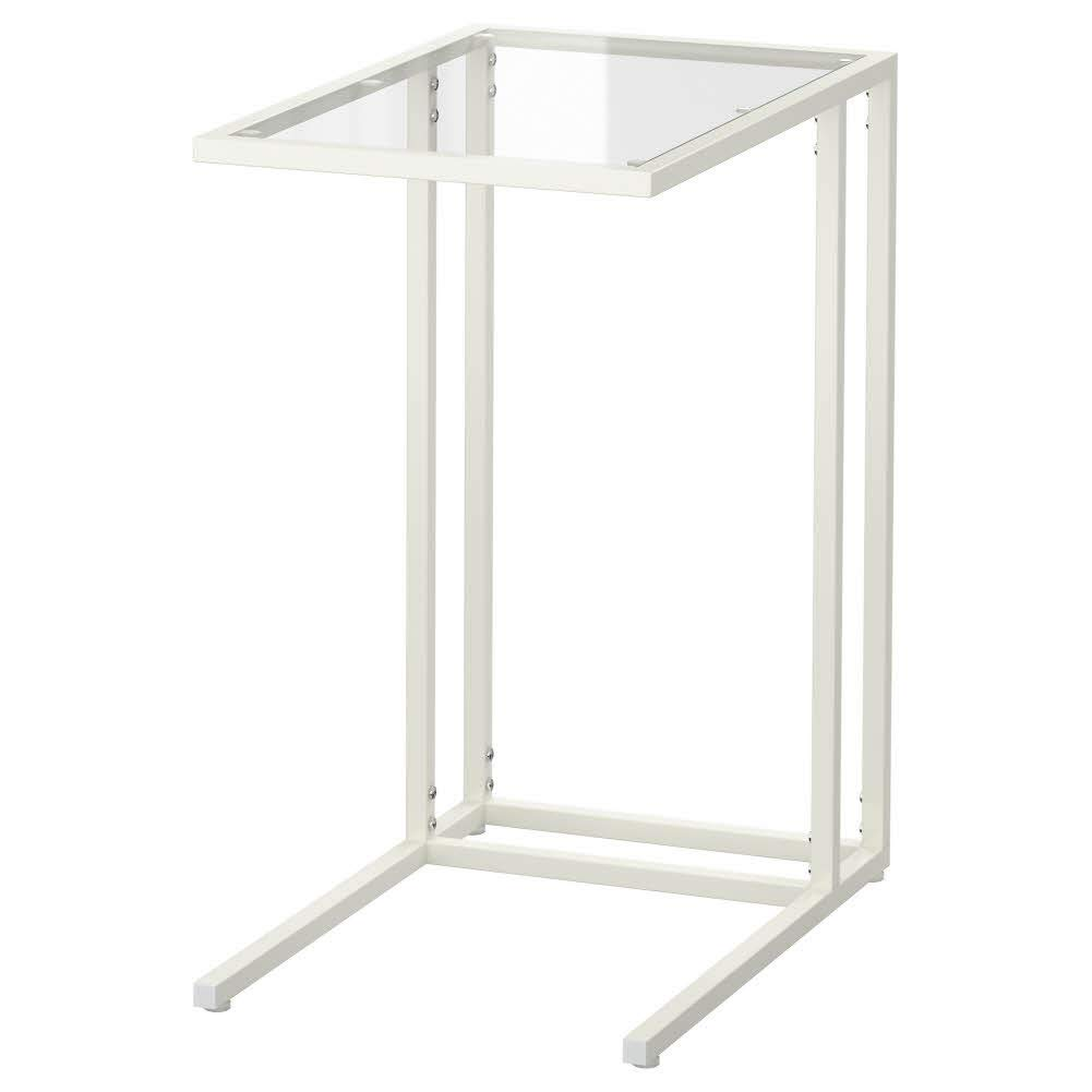 IKEA ASIA VITTSJO - Soporte para ordenador portátil, color blanco: Amazon.es: Hogar