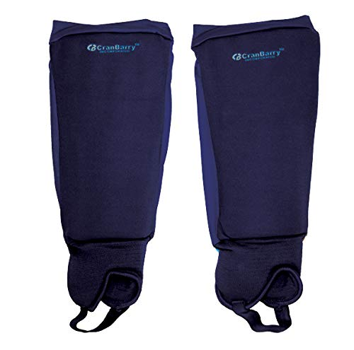 CranBarry Deluxe Field Hockey Shin Guard for Youth