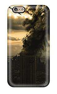 Iphone 6 Case Cover - Slim Fit Tpu Protector Shock Absorbent Case (apocalyptic)