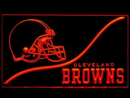 Cleveland Browns Cool Led Light Sign