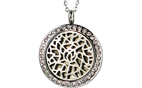 Essential Diffuser Necklace Leakproof Locket