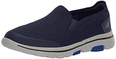 Skechers Go Walk 5 - Apprize Men's Casual Shoes, Navy, 7 US