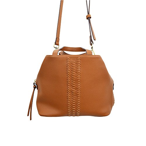 Street Level (NYLA Crossbody Bag in Brown (One Size, Brown))