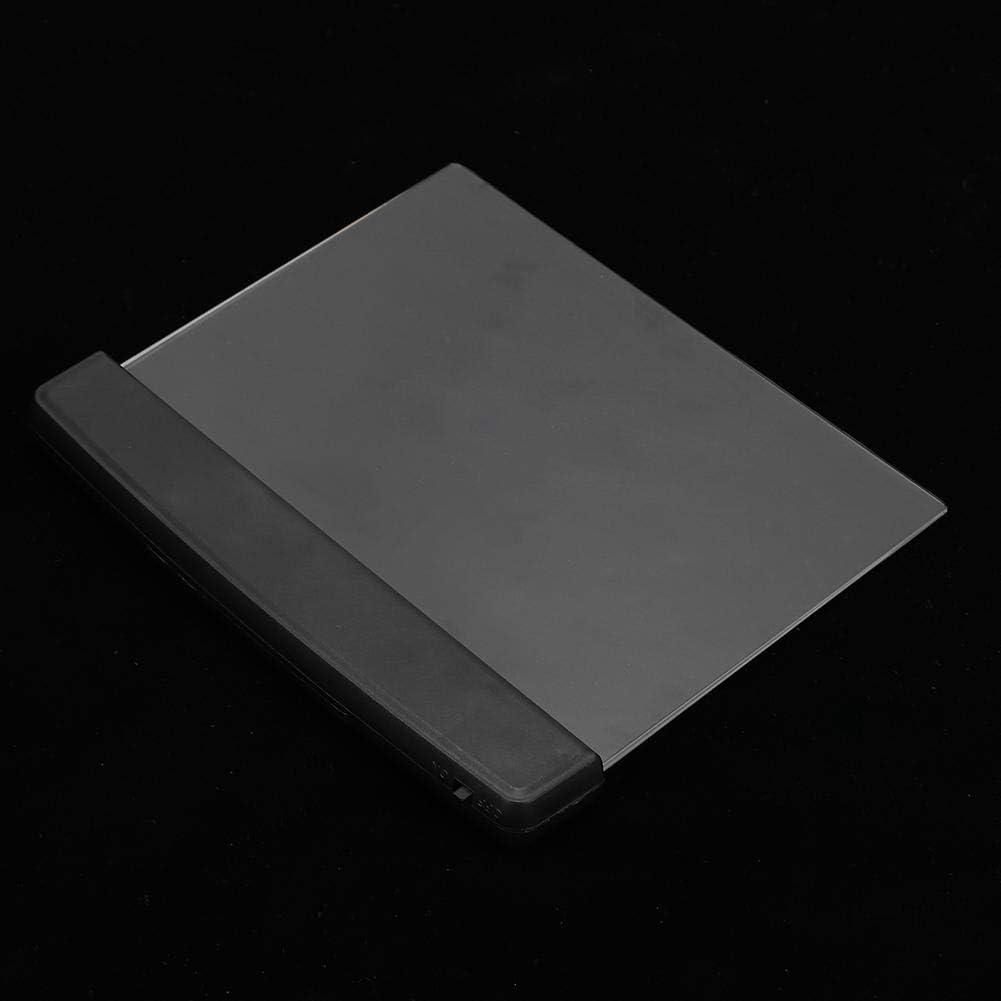Kafuty LED-Leselampe Tragbare Flachbildschirm-Leselampe Nachtlicht Abnehmbare Buchleuchte Niedervolt-LED-Augen Sch/ützen die Buchleselampe
