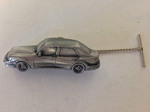 SAAB 9.54portes Saloon 3D voiture de cravate avec chaîne REF230