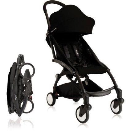 Babyzen YOYO+ Stroller - Black (Best Luxury Stroller 2019)