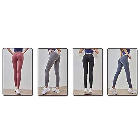 ZRCK Pantalones De Yoga Ajustados Y Elásticos Secos ...