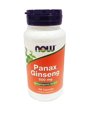 Now Foods: Panax Ginseng, 100 caps