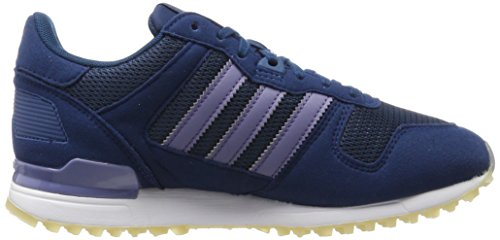 Adidas blue Femme Basket Zx W 700 Bleu Night Mode 07Zw0q