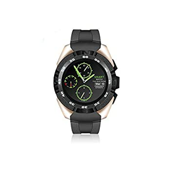 Smart Watch QIMAOO G5 Reloj Inteligente Bluetooth 4.0 Fitness Tracker IP67 Reloj Deporte Inteligente,Monitor de Frecuencia Cardíaca,Podómetro ,Monitor ...