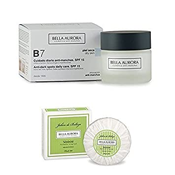 Bella Aurora B7 Anti-dark Spot Cream.Dry Skin. Spf 15 50ml +
