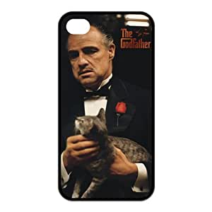 The Godfather iPhone 5s Cases TPU Rubber Hard Soft Compound Protective Cover Case for iPhone 5 5s