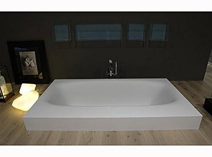 Vasca Da Bagno Rettangolare : Vasche da bagno d vasca da bagno rettangolare cm