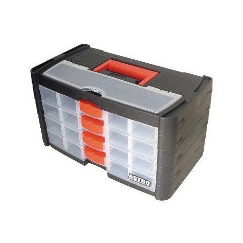 アストロプロダクツ プラスチックボックス 4段引出
