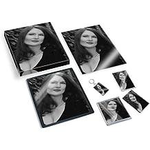 ANNETTE O'TOOLE - Original Art Gift Set #js005 (Includes - A4 Canvas - A4 Print - Coaster - Fridge Magnet - Keyring - Mouse Mat - Sketch Card)