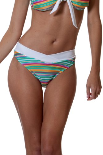 Beachside Collection: V Front Swimsuit Bottom (Bottom Only) Size (Beachside Collection)
