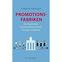 Promotionsfabriken: Der Doktortitel zwischen Wissenschaft, Prestige und Betrug