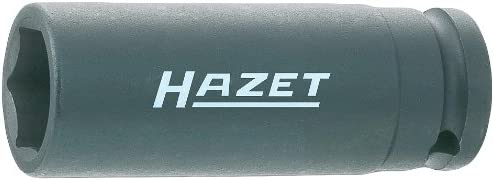 Hazet 900SZ-18 Size 18 12 Pt 1//2 Square Impact Socket