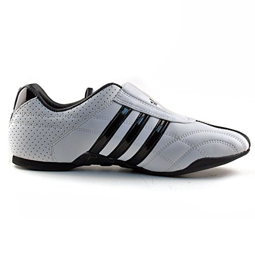 Adilux Stripe Shoes Black With adidas Taekwondo White 8axUUq