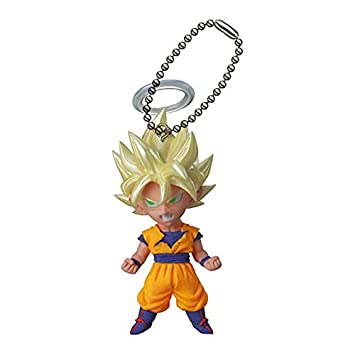 Dragon Ball Z UDM Burst 06 Llavero - Son Goku SSJ: Amazon.es ...
