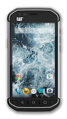 CAT PHONES Caterpillar S40 Rugged Waterproof Smartphone
